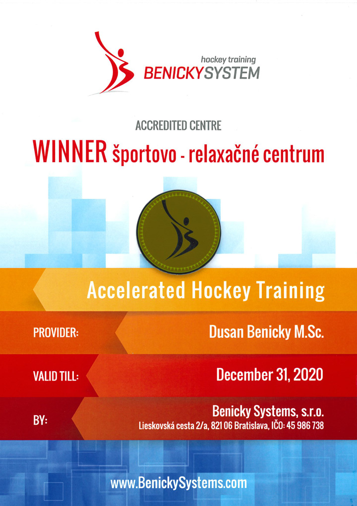 Accelerated Hockey Training